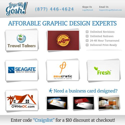 ? Eye-Catching Logo Design
