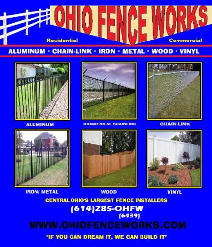 fence installation for sale in columbus ohio classified. Black Bedroom Furniture Sets. Home Design Ideas