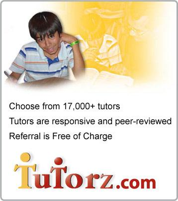Find private tutors: English, reading, algebra, physics, accounting, computer science, chess