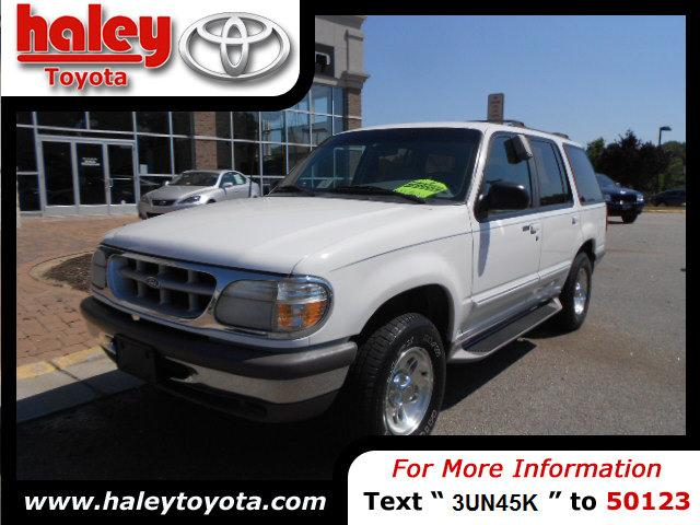 Ford Explorer Xlt Haley Toyota Has It For Less Free Carfax