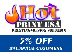 Free Digital Business Cards by Hot Prints USA