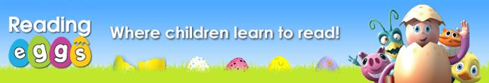 FREE Online Reading Program for Your Children- Reading Eggs- Use Promo Code USB77ACK