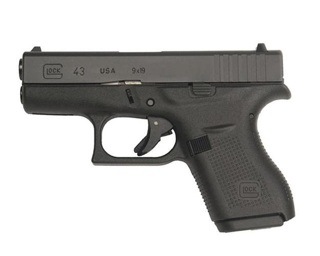 Glock 43. New in box. In stock and ready to go home with you.
