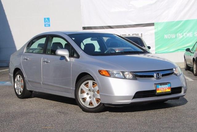 Honda Civic LX 4D Sedan