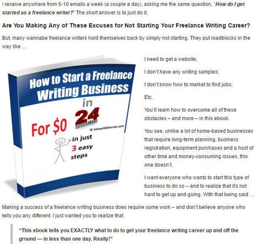 How to Start a Freelance Writing Business for $0, In Less Than 24 Hours