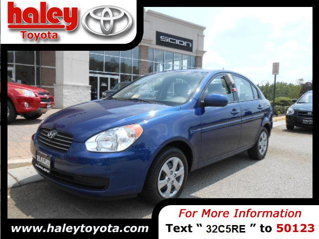 Hyundai Accent Gls Haley Toyota Buys Clean Late Model