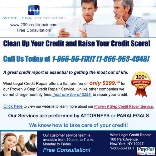 Improve My Credit Score
