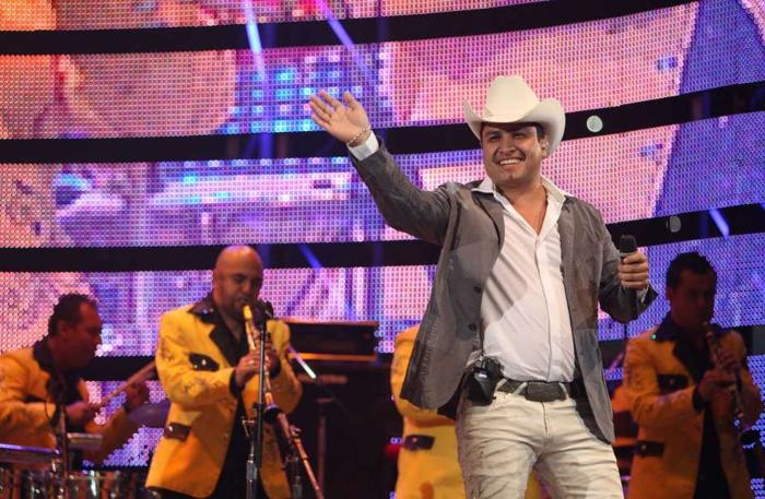 Julion Alvarez tickets: laredo, Laredo Energy Arena 8/27/2016