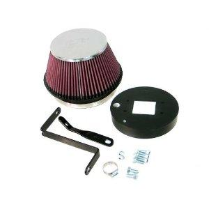 K&N 57-9008 Fuel Injection Performance Kit Air Intake Kit