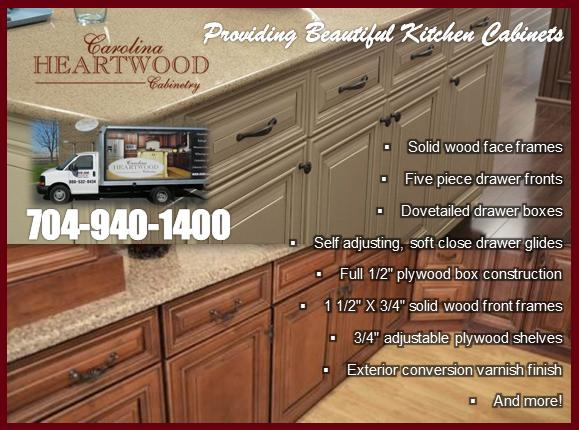 * Kitchen Cabinets, Countertops & More * Custom Cabinets *