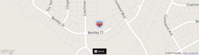 Land at 2720 Bentley Court Deltona FL