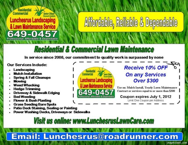 Landscaping & Lawn Maintenance in the Southtowns