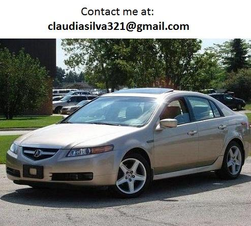 2005 Acura on Look At The Best Offer       2005 Acura Tl      For Sale In North
