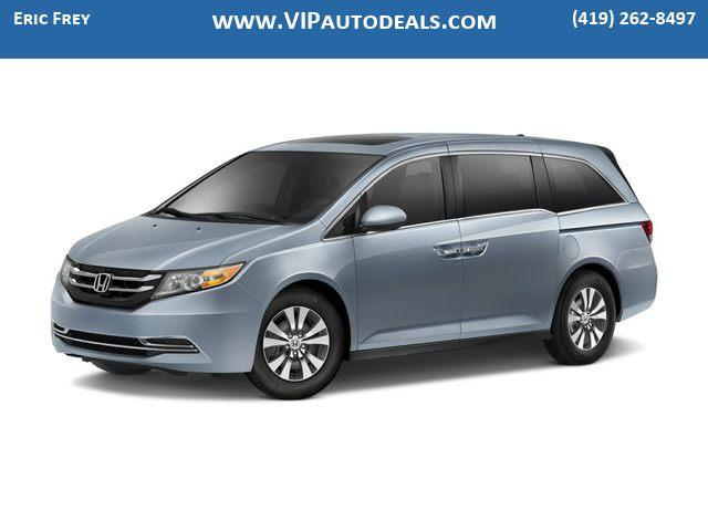 New 2016 Honda Odyssey EX-L in Monroe MI
