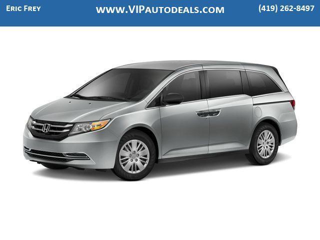New 2016 Honda Odyssey LX in Monroe MI