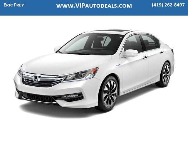 New 2017 Honda Accord Hybrid EX-L in Monroe MI