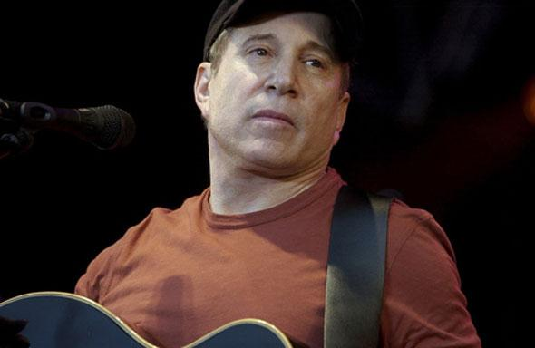 Paul Simon concert tickets ON SALE Pinewood Bowl Theater 5/19/2016