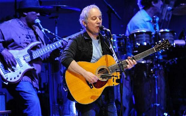 Paul Simon tickets: lincoln, Pinewood Bowl Theater 5/19/2016
