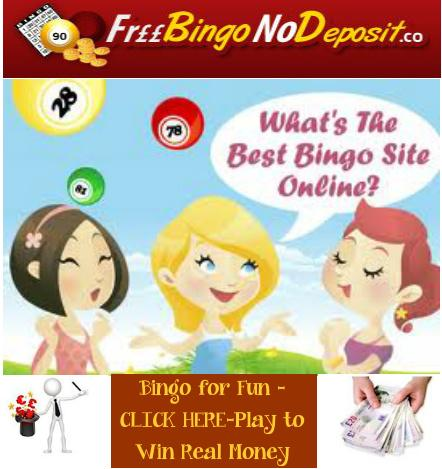 free online bingo win real money