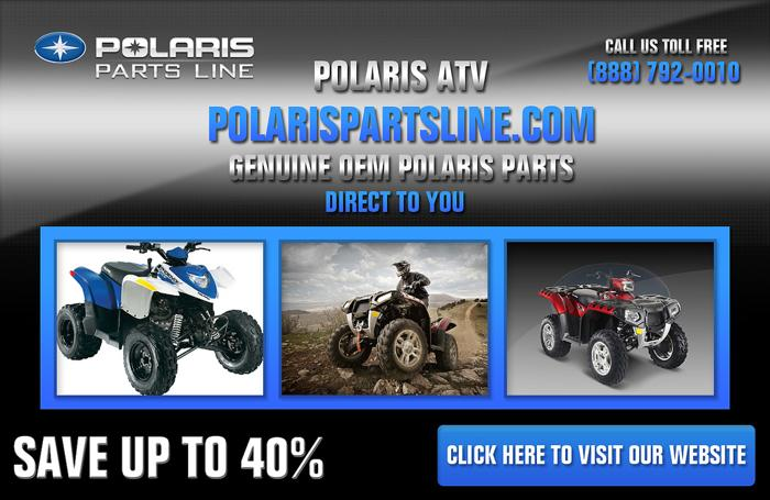 Polaris UTV, RZR, Ranger, Sportsman & Side by Side Parts & Accessories SALE!