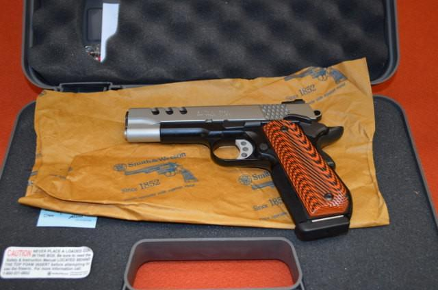 Preowned Smith & Wesson 1911 PC