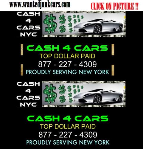 Pure CASH $$$ For Ur Junk Cars Sell Now 877-227-4309