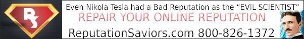 Reputation Saviors.com - Online Reputation Management 800-826-1372