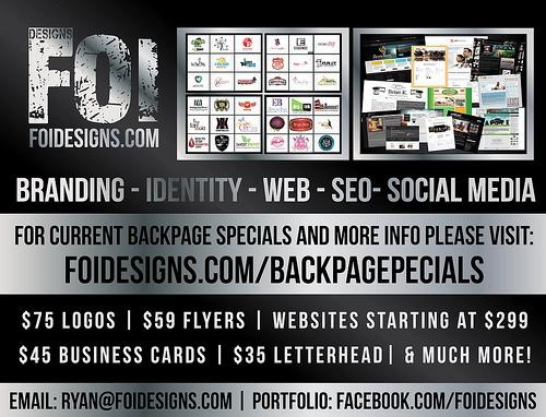 ? Sale! Graphic Design Specials: Logos, Websites, Flyer & More