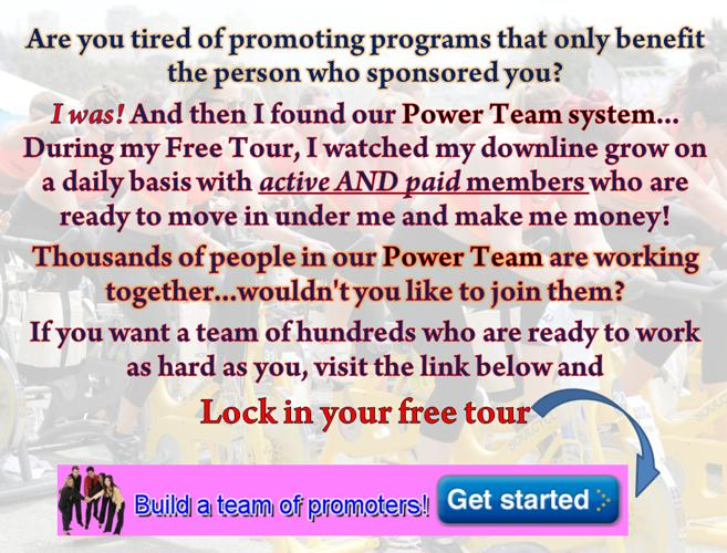 See how we send paid members in your team for you