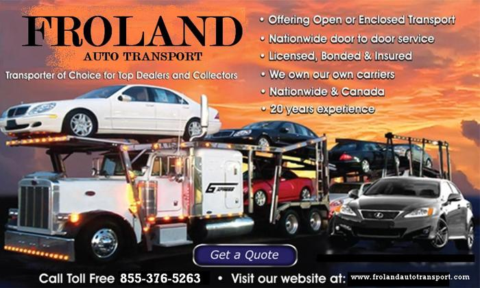 Ship Your Car with Confidence - call today: 855-376-5263