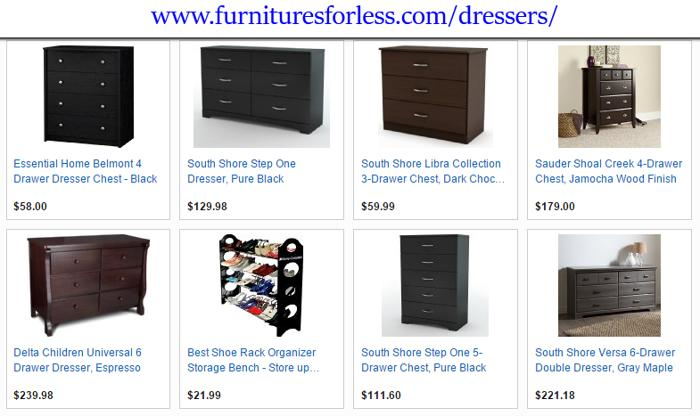 ?Take advantage of these low prices Dressers / free delivery...