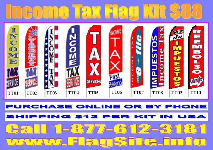 Tax preparer flag, car wash flag, Grand opening Flag, Pizza flag, Barber flag, Swooper, PENNANTS