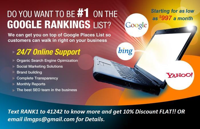 Top1 Google Ranking
