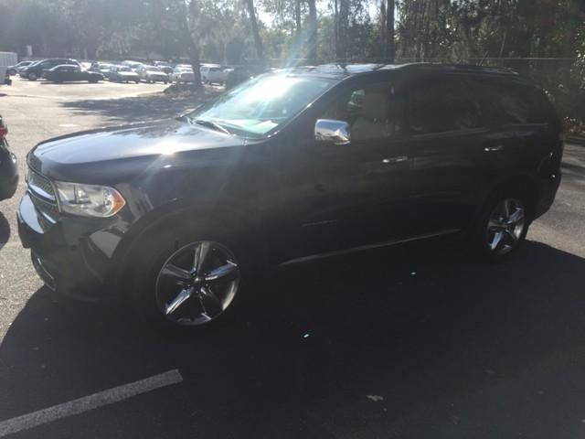 Used 2012 Dodge Durango Citadel in Savannah GA