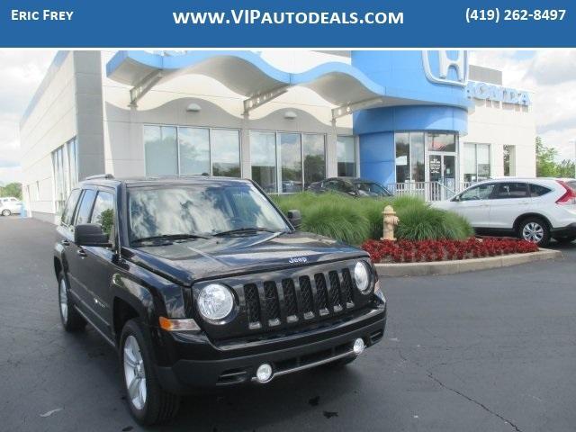 Used 2014 Jeep Patriot Limited in Monroe MI
