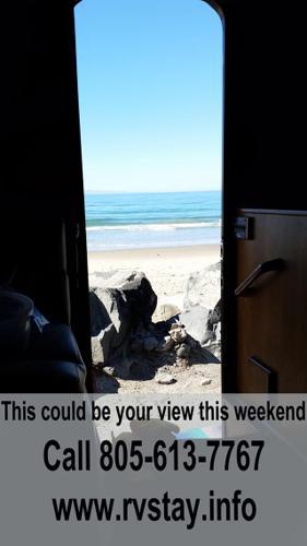 Ventura Beach Vacation - Enjoy The Beach in a Luxuriously Restored RV