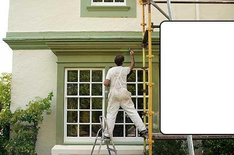 Painting home design