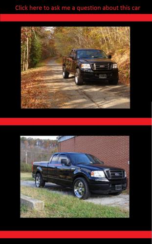 You don't want to miss this one *** 2004 Ford F150 ***4-wheel Drive