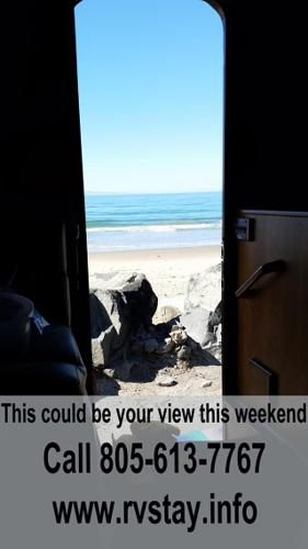 Your Beach Vacation Spot - Luxury RV Beach Vacation We do All the Work