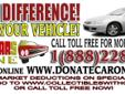 CAR DONATION CAR DONATION OKLAHOMA TO CHARITY � DONATE A CAR DIRECT TO CHARITY! 100% VOLUNTEER ORGANIZATION � 100% BENEFIT TO THOSE IN NEED! There�s no better time to clean out your garage or move that unwanted car or truck out of the driveway and save