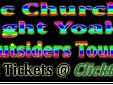 Eric Church Concert Tickets For Charleston, West Virginia Civic Center in Charleston, on Friday, Sept 26, 2014 Eric Church & Dwight Yoakam will arrive at Charleston Civic Center for a concert in Charleston, WV. Eric Church & Dwight Yoakam concert in
