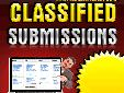 Classified Ad Submissions Automated and Supercharged! CLICK HERE
