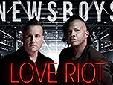 Newsboys 2016 Love Riot Tour Concert in Augusta Concert Tickets for Bell Auditorium on October 14, 2016 Newsboys announced they have scheduled a concert in Augusta, GA at the Bell Auditorium. The Newsboys Love Riot Tour concert in Augusta will be