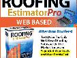 Roofing Software For Your Roofing Business - Watch Free Video Roofing Estimating Software Or Start A Roofing Business Today! Roofing Sales Training - Online Marketing For Your Roofing Business Get More Roofing Leads - Selling More Roofing Jobs = Make More